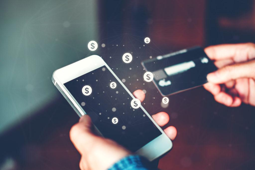 Acessando aplicativo via Smartphone